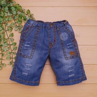 Quần jeans rách cho bé trai cực thời trang (7-13 tuổi)