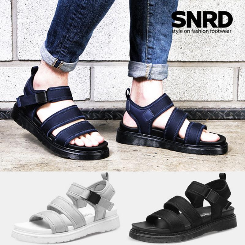 Giày sandal nam phong cách SN238 SNRD - 1815785