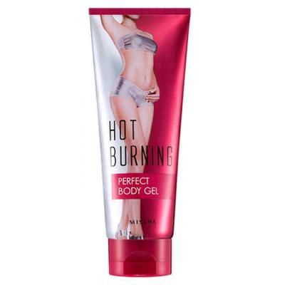 Kem massage tan mỡ bụng và đùi Missha Hot Burning Perfect Body Gel 200g